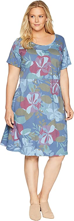 Plus Size Fresh Blossom Sadie Dress
