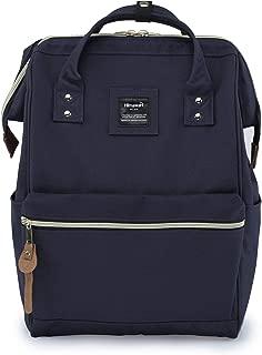 Himawari Travel Backpack with USB Charging Port Large Diaper Bag Doctor Bag School Backpack for Women&Men, College Student Rucksack Fits 13.6 Inch Laptop(USB Blue)