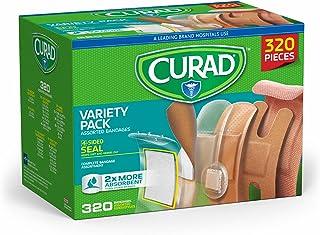 باند های متنوع بسته بندی شده Curad CURCC320BC ، باند 320 درجه