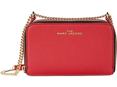 Marc Jacobs The Everyday Crossbody (Classic Red) Cross Body Handbags