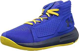 Under Armour Boys' Pre School Torch Mid Basketball Shoe