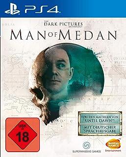BANDAI NAMCO Entertainment The Dark Pictures: Man of Medan vídeo - Juego (PlayStation 4, Adventure / Horror, Soporte físico)