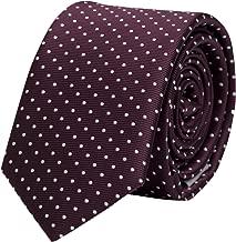 Cravatta da Uomo a Righe di Alta qualit/à Fabio Farini Larga 8 cm per Ogni Occasione Fatta a Mano