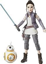 STAR WARS Figura de Acción Forces of Destiny, Rey y BB-8