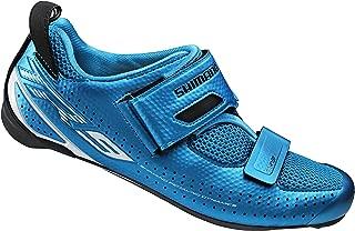 SHIMANO SH-TR9 Cycling Shoe - Men's Blue;