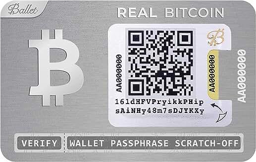 Ballet: monedero físico para Bitcoin