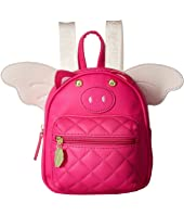 Luv Betsey Wilbur PVC Mini Kitch Backpack