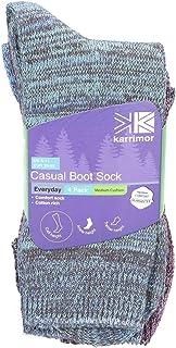 Karrimor Mens Casual Boot Sock (4 Pairs)