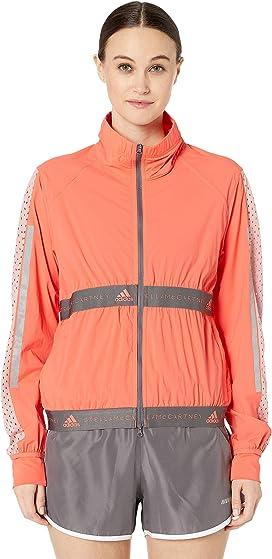 Sporting Goods Adidas Essential Textured White Outerwear Women L