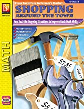 Shopping Around the Town | Reproducible Activity Book