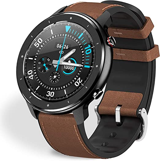Fullmosa Smartwatch with heart rate monitor