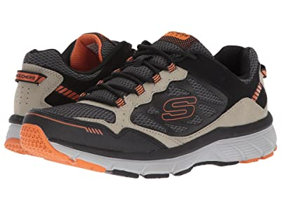 SKECHERS Bowerz (Taupe/Black) Men