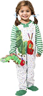 INTIMO Baby Boys' Infant Very Hungry Caterpillar Sleeper