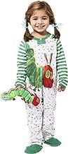 INTIMO Baby Boys' Infant Very Hungry Caterpillar Sleeper