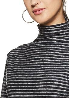 Spykar Women's Slim Fit T-Shirts