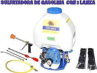 BRACOG - Mochila para sulfatar 30L - Motor Gasolina de 2