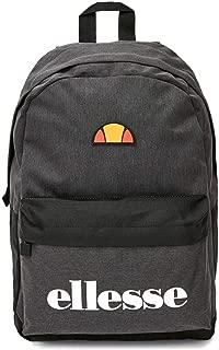 ellesse backpack black