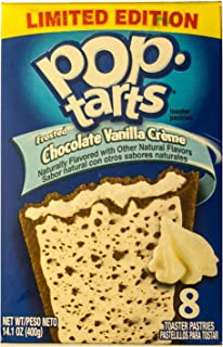 Kellogg's Pop-Tarts Pop Tarts Chocolate Vanilla Creme - 14.1 oz