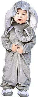 Baby Animal Costume, Dinosaur Elephant Lion Deer Onesie Pajamas