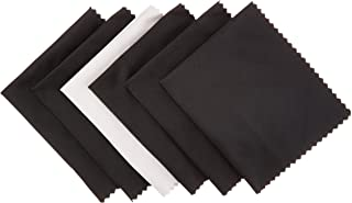AmazonBasics Microfiber Cloths for Electronics (Pack of 6)