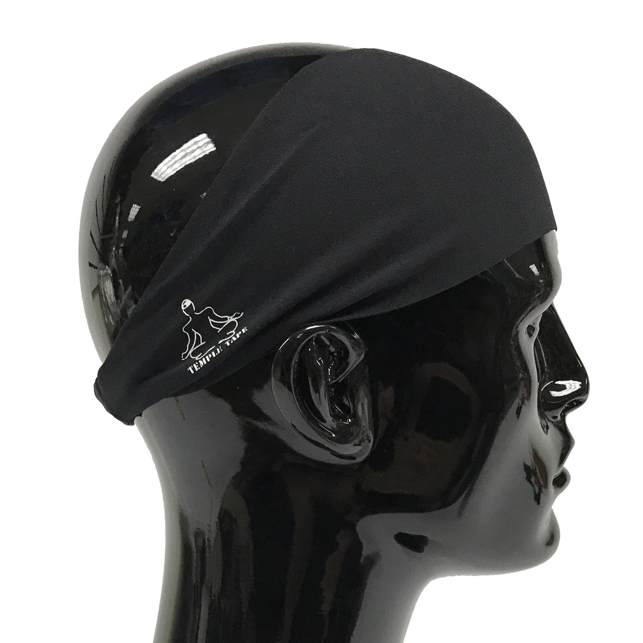 Temple Tape Headbands Men Women