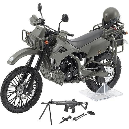 リトルアーモリー 1/12 彩色済み完成品バイクモデル LM002 陸上自衛隊偵察オートバイ DX版 286080