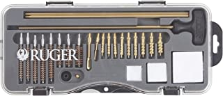 Allen Ruger Rifle & Handgun Cleaning Kit, Multi-caliber .40, .45 ACP, .357, 9mm, .30, .284, 7mm, .270, .25, .243 & .22 Caliber Rifle or Handgun