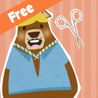 Mr. & Ms. Bear's Saloon - Have fun styling hair, painting nails and much more!