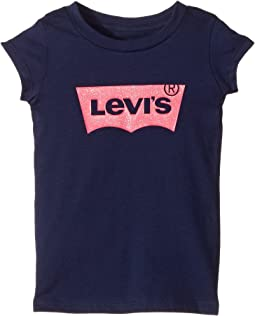 Short Sleeve Batwing Tee (Toddler)