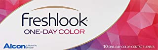 Freshlook One-Day Color Gray (-2.25) - 10 Lens Pack