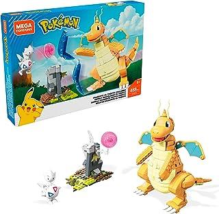 Mega Construx Pokemon Dragonite Vs. Togetic Challenge