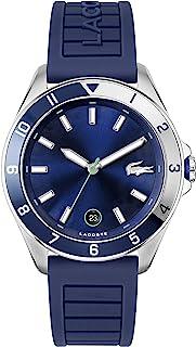 Lacoste Men's Analog Quartz Watch with Silicone Strap 2011125