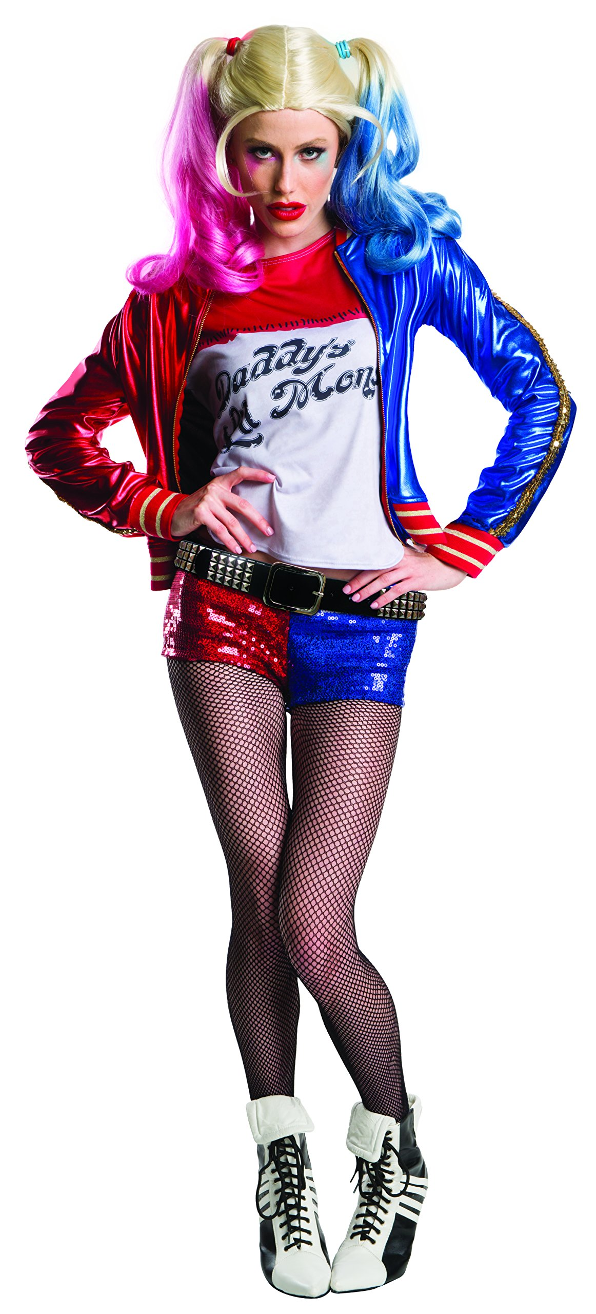 Charades Womens Suicide Costume X Small