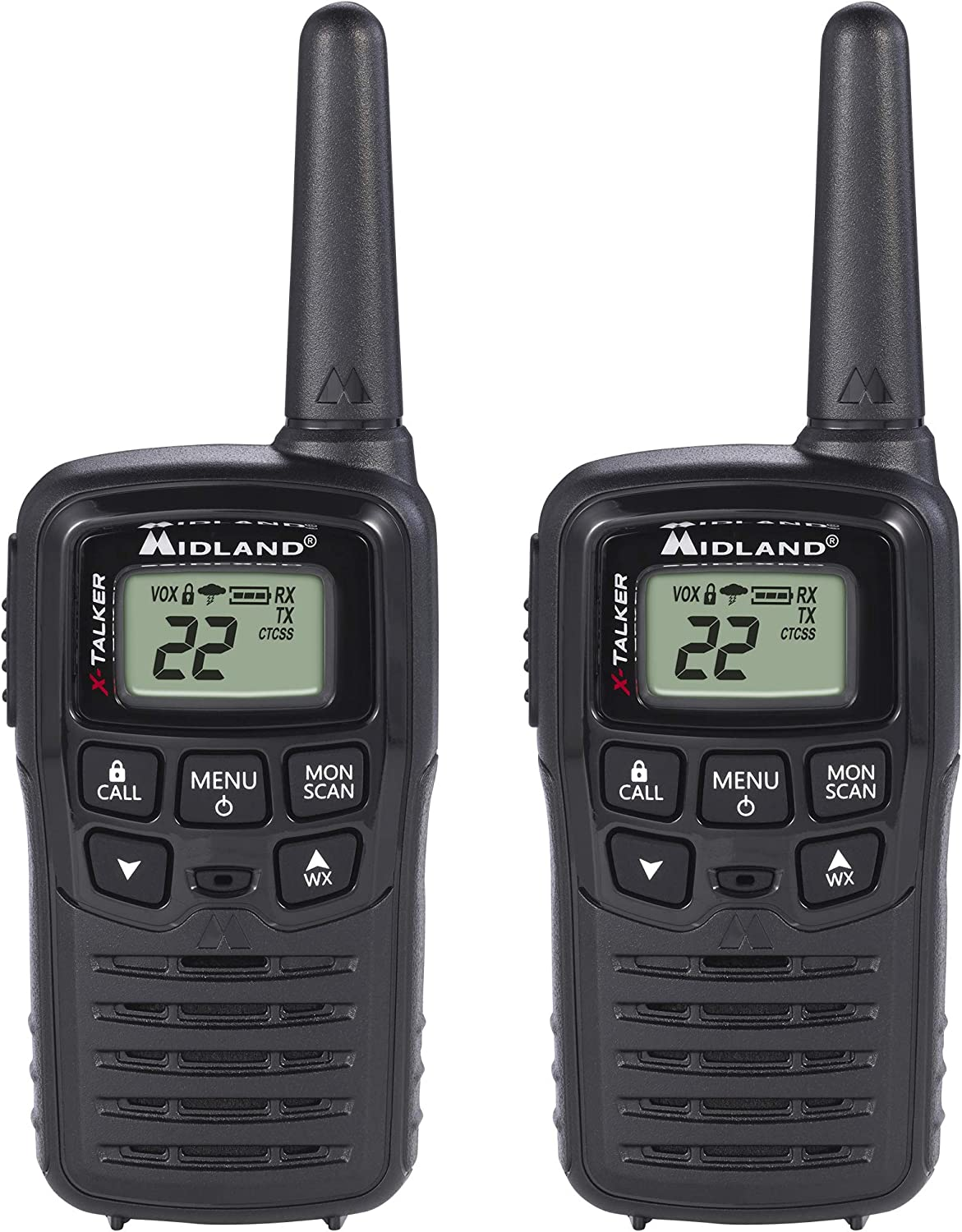 Midland Now National uniform free shipping on sale - T10 X-TALKER 22 FRS Talkies Walkie Channel Extended