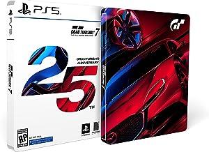 Gran Turismo 7 25th Anniversary Edition - PS5 Disc & PS4...