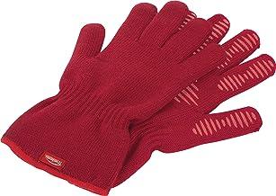 Trudeau Set of 2 Kitchen gloves, med-large, Red