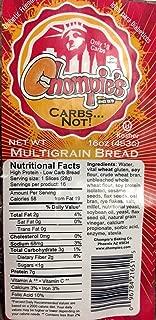 Best chompies bread keto Reviews