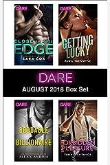 Harlequin Dare August 2018 Box Set: A Sexy Billionaire Romance Kindle Edition