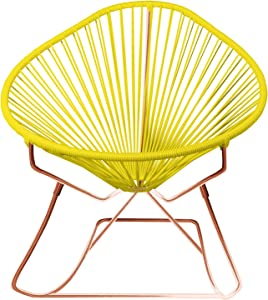 Innit Designs 15-04-03 Junior Acapulco Rocker, Yellow On Copper