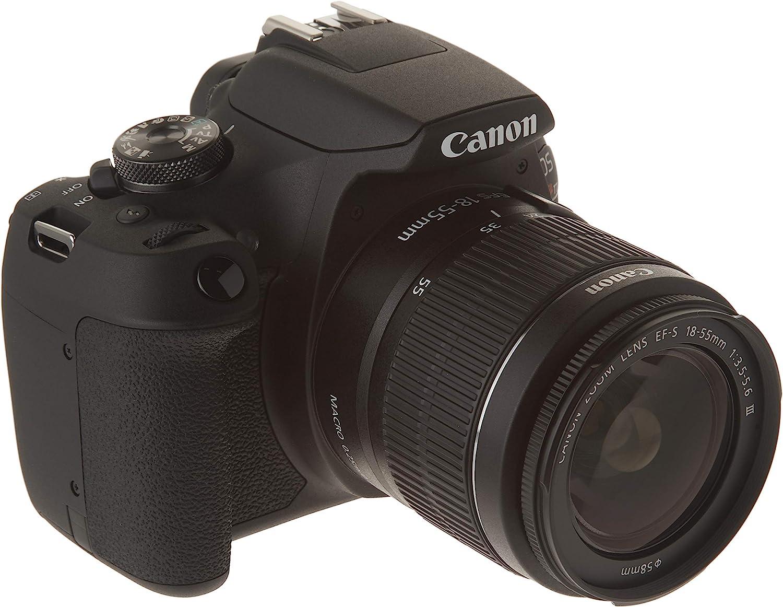 Image of Canon EOS Rebel T7 18-55mm DC III Digital Camera