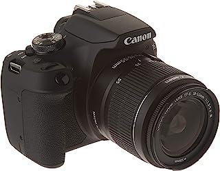 Canon EOS Rebel T7 18-55mm DC IIIキット フルHDビデオWi-Fi NFCキット付き