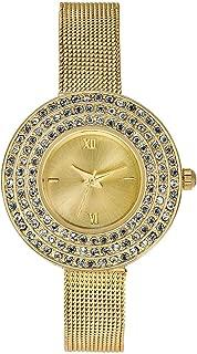 Charter Club Women's Gold-Tone Mesh Bracelet Gold