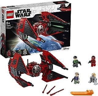 レゴ(LEGO) スター・ウォーズ ヴォンレグ少佐のタイ・ファイター(TM) 75240 ブロック おもちゃ 男の子