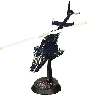 Aoshima Airwolf 1/48 scale high quality diecast model (cobalt blue)