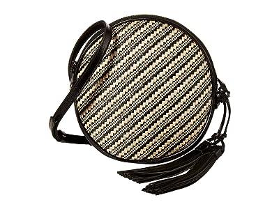 Patricia Nash Scafati w/ Tassel (Natural/Black) Handbags