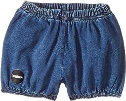 Denim Yoga Shorts (Infant/Toddler/Little Kids/Big Kids)