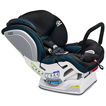 Britax Advocate ClickTight Convertible Car Seat, Cool Flow Teal: image