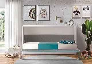 90 x 190 cm Feelharmonie Letto impilabile Stack bianco