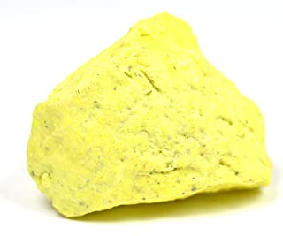 EISCO Sulfur Specimen (Mineral), Approx. 1
