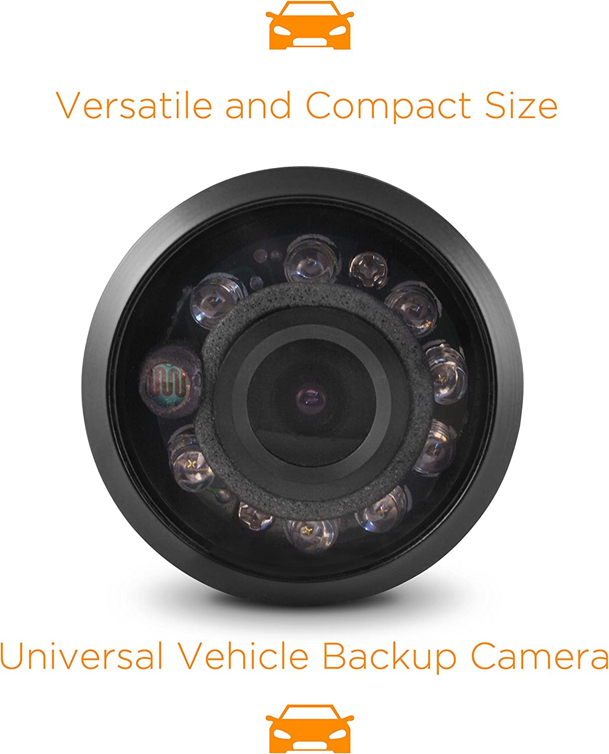 0.860.650.50 inch 170 Degree Viewing Angle Rearview Camera Xo Vision World Smallest HD Color CCD Waterproof Vehicle Car Rear View Backup Camera